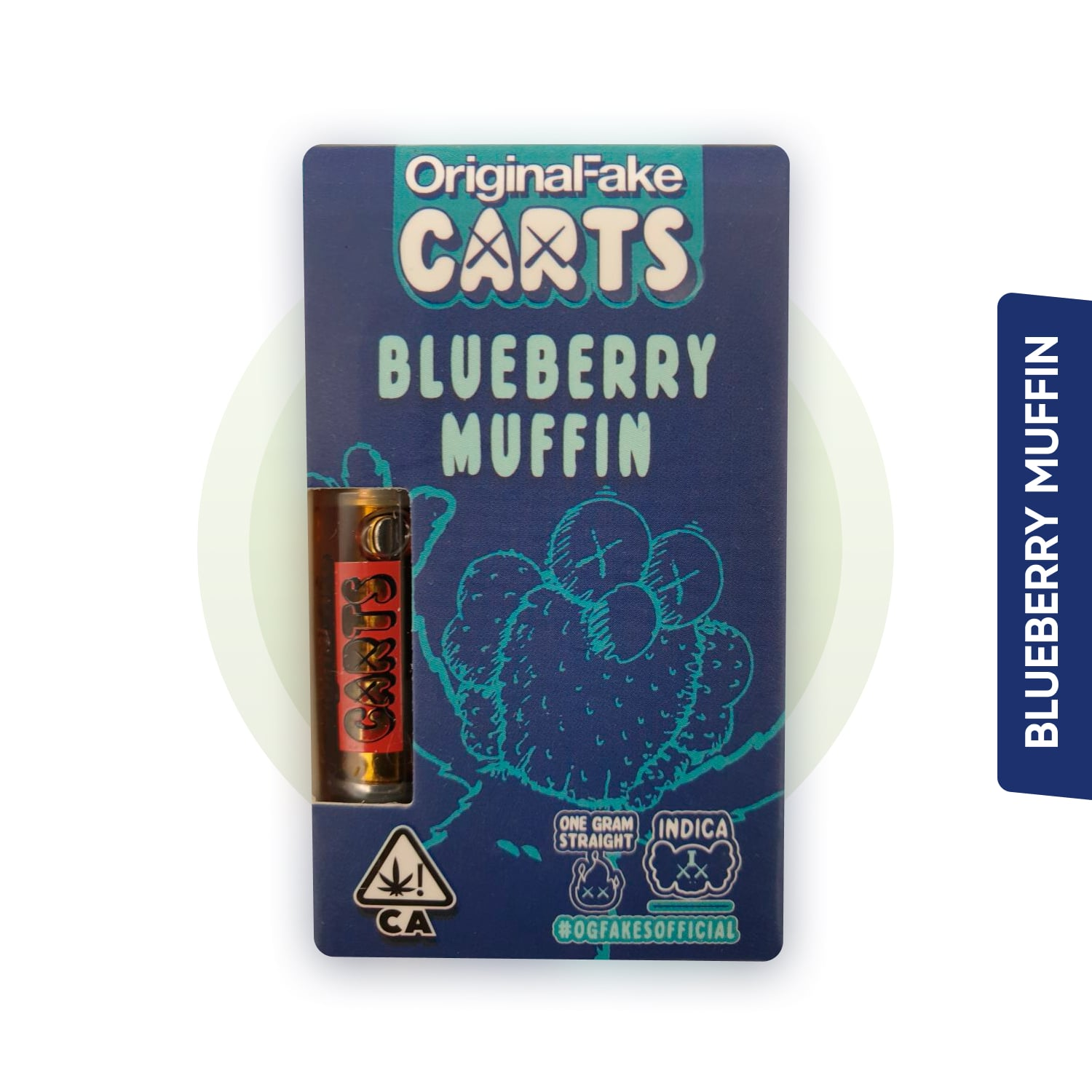 OF Carts (Blueberry Muffin)