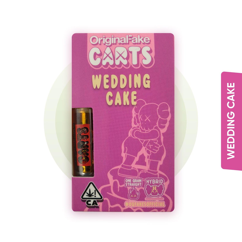 OF Carts (Wedding Cake)